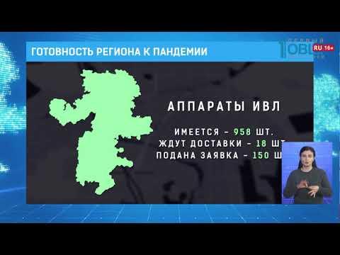Готовность региона к пандемии
