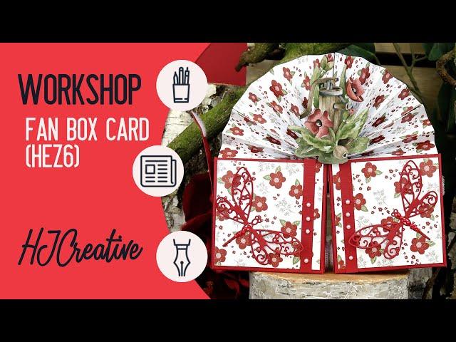Workshop: Fan Box Card (Hobby & Zo 6)
