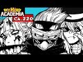 """My Hero Academia Ch 220 Impressions """"Review""""    All Villain Academia, All Day Yo"""