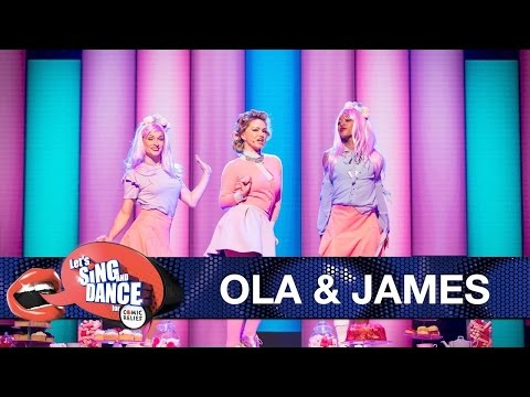 Download Ola & James perfom All About That Bass by Meghan Trainor | Let's Sing and Dance Images