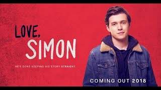 Gambar cover Troye Sivan - Strawberries & Cigarettes (Lyrics) / Love, Simon Movie Song // Soundtrack