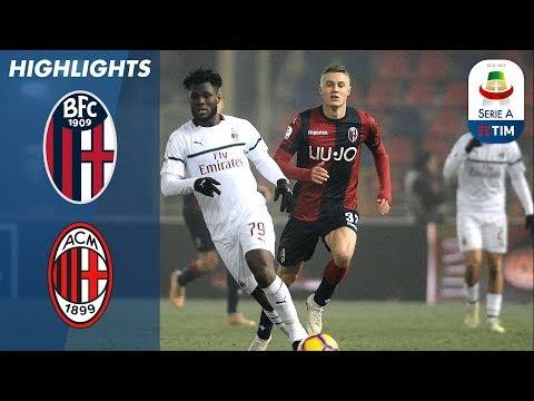 Bologna 0-0 Milan | 10 Man Milan Draw With Bologna At The Dall'Ara | Serie A