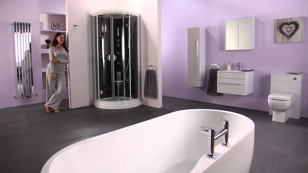 Bathroom Ideas Modern Bathroom Designs Showcase YouTube - Modern kitchen and bathroom designs
