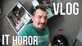 IT Horor - VLOG - Dva prašnjava računara [PCAXE.COM]