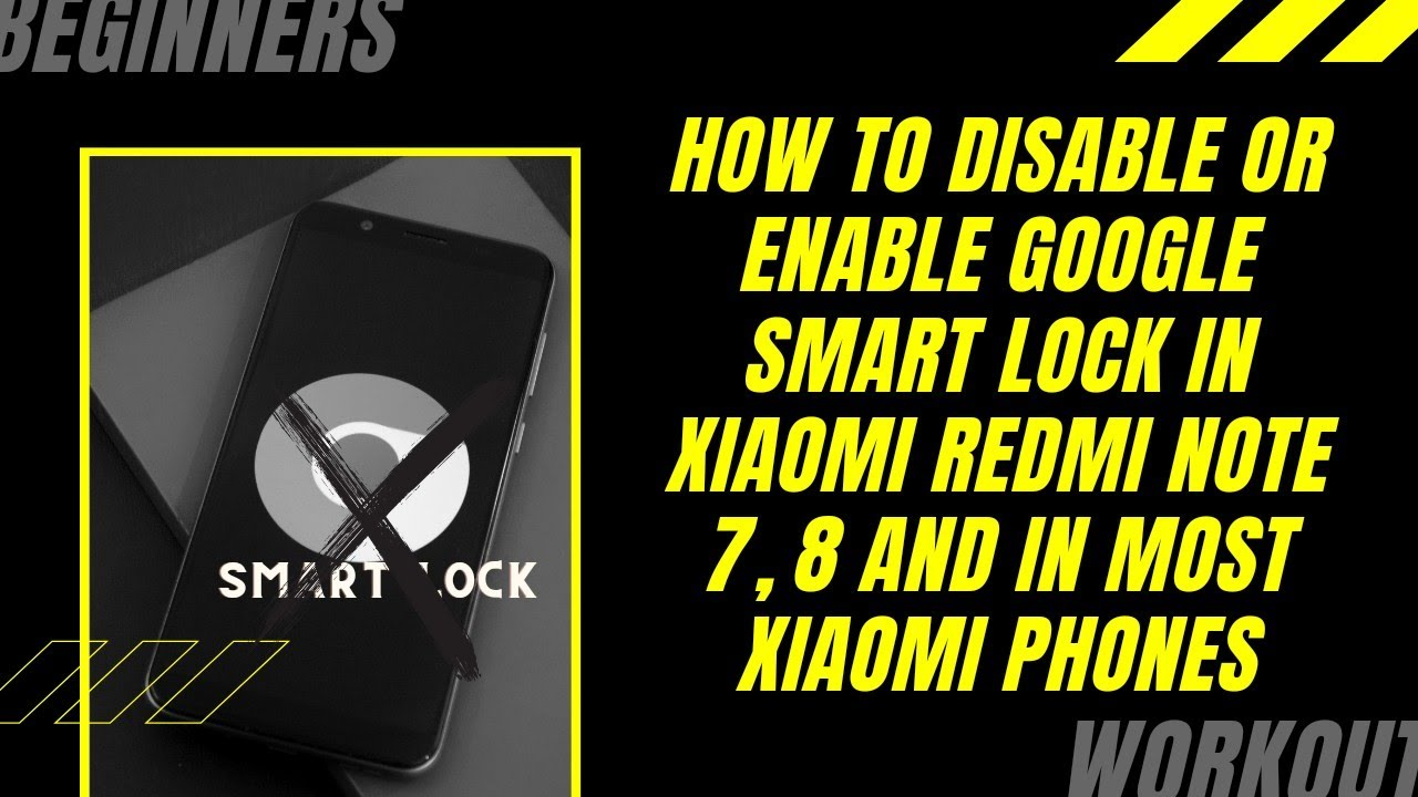 How To Get Rid Of Smart Lock On Instagram