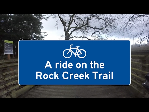 Rock Creek Trail - City of Hillsboro segment