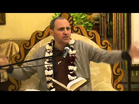 Шримад Бхагаватам 4.12.33 - Гаура Кришна прабху