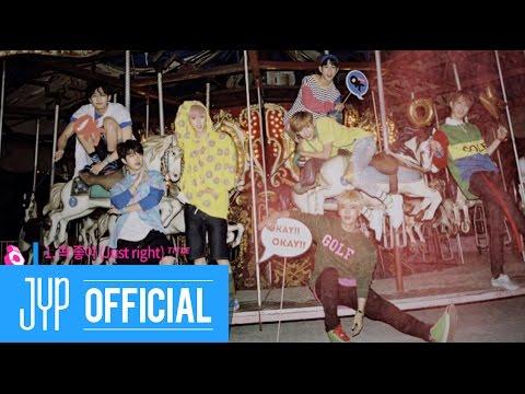 GOT7 the 3rd mini album