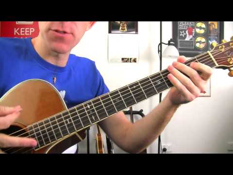 Guitar Lesson ★ Can't Hold Us - Macklemore & Ryan Lewis - How To Play Tutorial