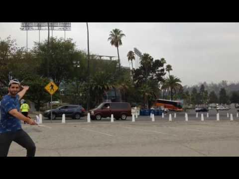 Dodger stadium 🙌🏻