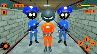 Real Stickman Prisoner Transport - Gameplay Trailer (Android)