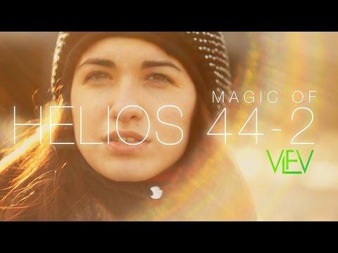 MAGIC Of HELIOS 44-2 | MY FAVORITE LENS | TEST VIDEO