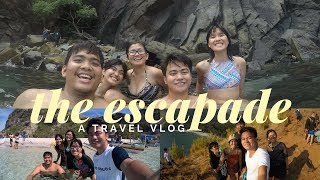Anawangin, the Best Place to Chill, Unwind and Have Fun! [Travel Vlog]   Alaina Estanislao