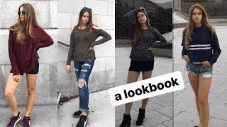 fall lookbook 2k17 | klara gurbuz