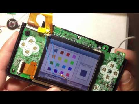 DS Lite to GBA Tutorial Part 1 of 3