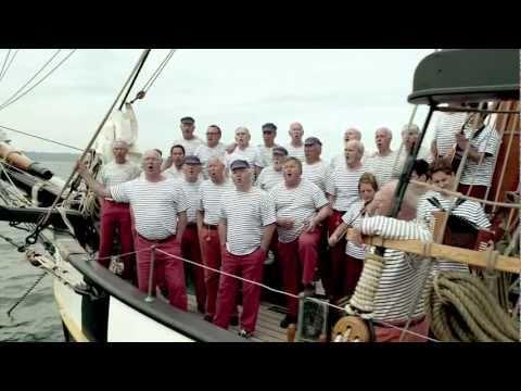 Les Marins d'Iroise - Santiano  (clip officiel)