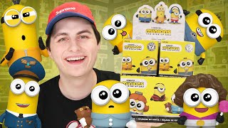 Baixar Unboxing A FULL CASE of Minions Funko Mystery Minis!