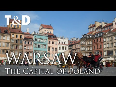 Warsaw City Guide - Poland Turist Video - Travel & Discover