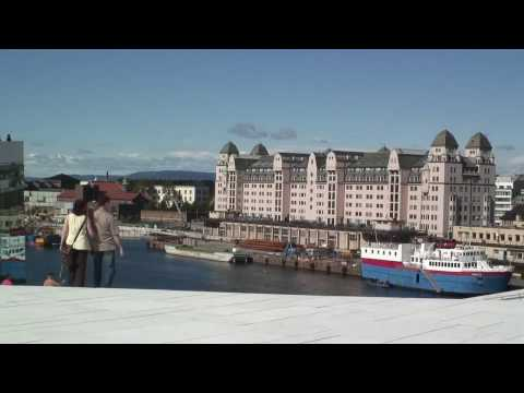 Oslo Old Town & Opera.mov