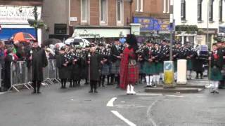 Lockerbie Pipe Band, Gala 2011