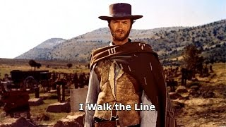 Johnny Cash - I Walk the Line Lyrics