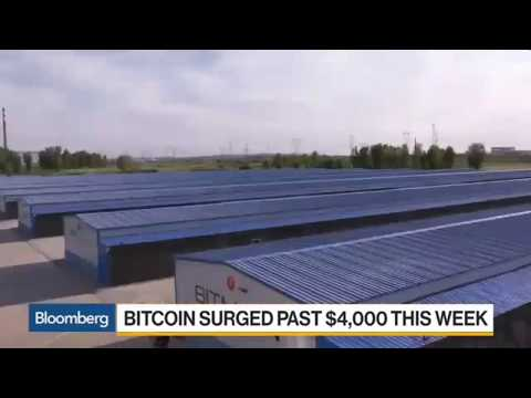 Asia Biggest Bitcoin & Ethereum Mining Company Coming To The US!