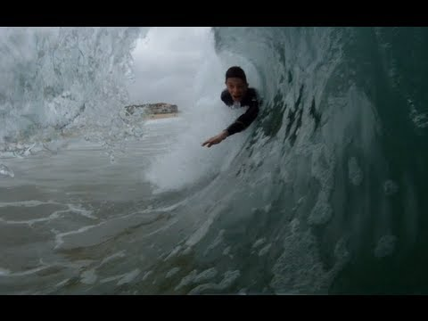 HD GoPro - Bodysurf session in Hossegor - OTMP