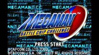 Mega Man Battle Chip Challenge - Part 1: Novice Class