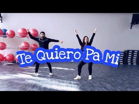 Don Omar ft Zion & Lennox Te Quiero Pa Mi ZUMBADANCEFITNESS Choreo  Flurim & Anka