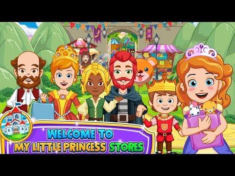Little Princess : Stores - iPad app demo for kids - Ellie