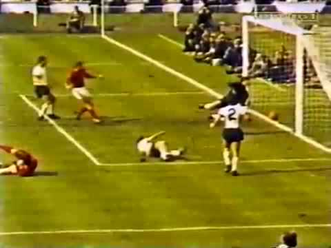 World Cup 1966 Geoff Hurst's Controversial Goal In Color