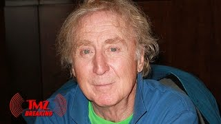 Gene Wilder Dead at 83 [BREAKING NEWS]