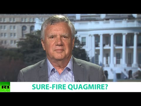 SURE-FIRE QUAGMIRE? Ft. James Clad, Former U.S. Assistant Secretary of Defence