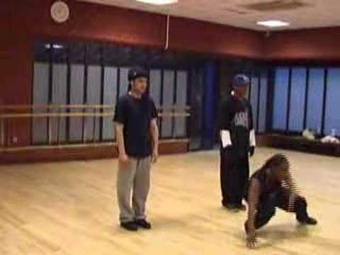 Low - Flo Ride; T-Pain Choreography
