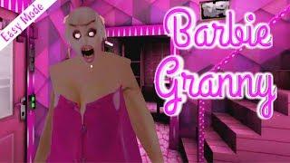 Barbie Granny Got Drunk