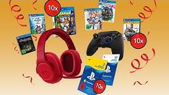 PlayStation Gewinnspiel im PS4source Forum