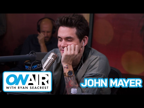 John Mayer On Breaking Out Of The Bubble | On Air With Ryan Seacrest