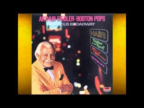 'Hair' Musical (Medley) - Boston Pops - Fiedler