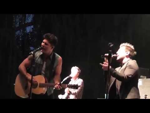 """Dan + Shay - """"Nothin' Like You"""" Live 2014 WI"""