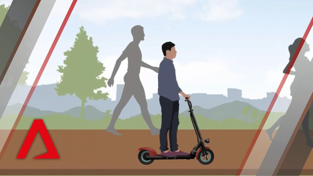 New speed limit for e-scooters in Singapore