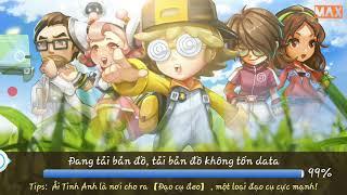 Poke Đại Chiến #66「MAX's」  Ash Pikachu & Cục Đá Tảng