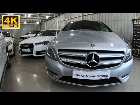 2.Luxury Cars for SALE Used Cars Second Hand Bangalore BMW,A