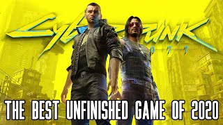 Cyberpunk 2077 Review - The Best Unfinished Game of 2020