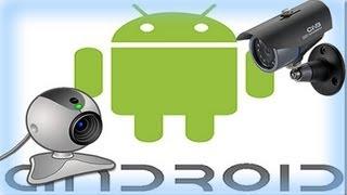 Convierte tu Android en una webcam o cámara de seguridad - IP Webcam