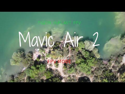 Фото DJI Mavic Air 2 short flight with FPV mode ON