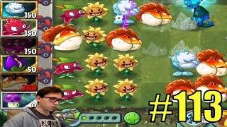 Прохождение Plants vs Zombies 2: MODERN DAY 1-5 - ВРЕМЕННОЙ РАЗЛОМ
