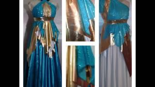Praise dance garments