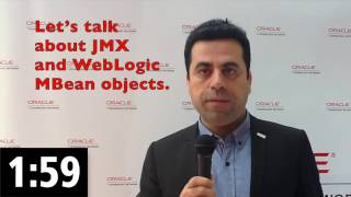 Video JMX and WebLogic MBean Objects download MP3, 3GP, MP4, WEBM, AVI, FLV April 2018