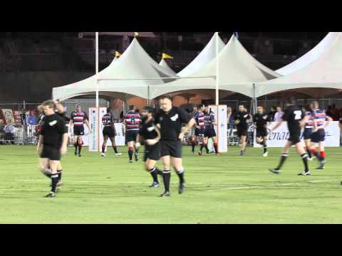 #4 New Zealand All Blacks United States Rugby Classic Bermuda 2011