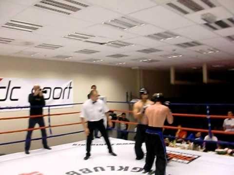 Sarpsborg Chi Kickboxing/Free Fight MMA (Andrè R3).AVI